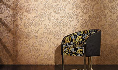gold wallpaper the range versace wallpaper luxury range for fashionistas in our