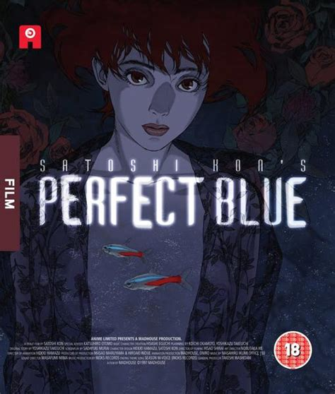 Perfection Bluse blue standard edition alltheanime