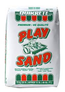 home depot play sand quikrete playsand 30kg the home depot canada