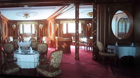 Titanic Interior by Interior 3d View Of The Titanic At Titantic Museum