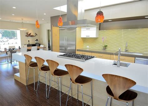 backsplash for yellow kitchen kitchen backsplash ideas a splattering of the most popular colors