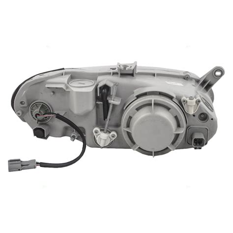 Kia Sephia Parts Everydayautoparts 98 01 Kia Sephia Drivers Headlight