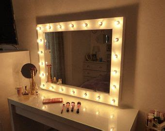 hanging mirror with lights vanity mirror with lights makeup mirror wall hanging or