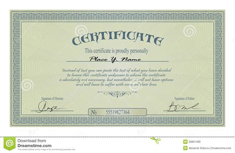 indesign certificate template best high quality templates