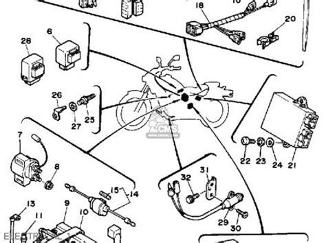 yamaha xs650 wiring diagram yamaha wiring diagram site