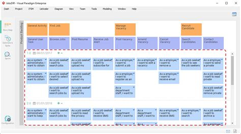 agile story mapping release planning software process what is user story