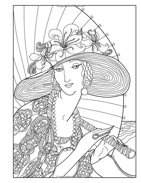 inky lifestyle 50 anti stress coloring pages to print woman a collection of ideas to try about other coloring