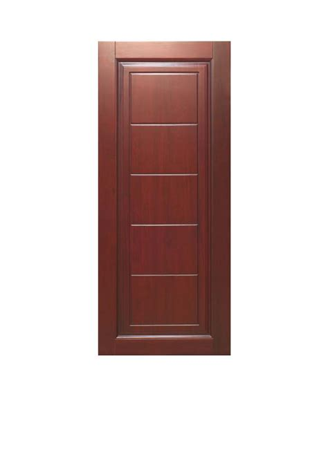 5 Panel Wood Door by Five Panel Engineered Wood Door W Trim Detail Monarch