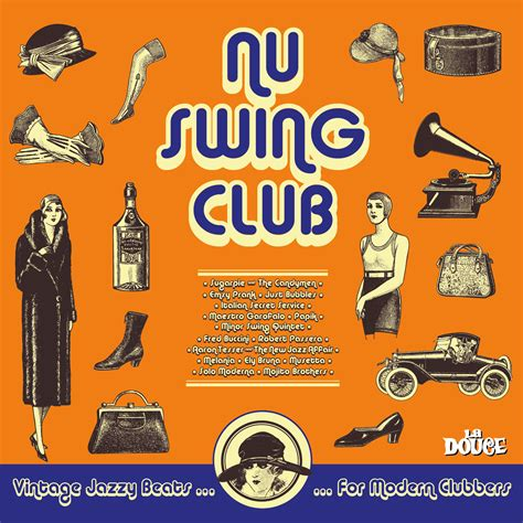 nu swing nu swing club irma records