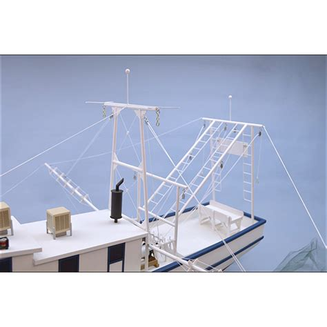 rc shrimp boat kit rusty the shrimp boat kit 1 24 scale