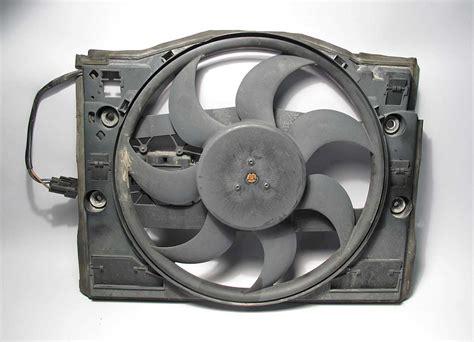 2000 bmw 328i fan bmw e46 3 series auxiliary ac electric fan with