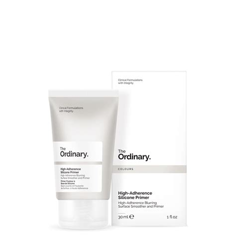 The Ordinary High Adherence Silicone Primer The Ordinary Primer the ordinary high adherence silicone primer 30 ml