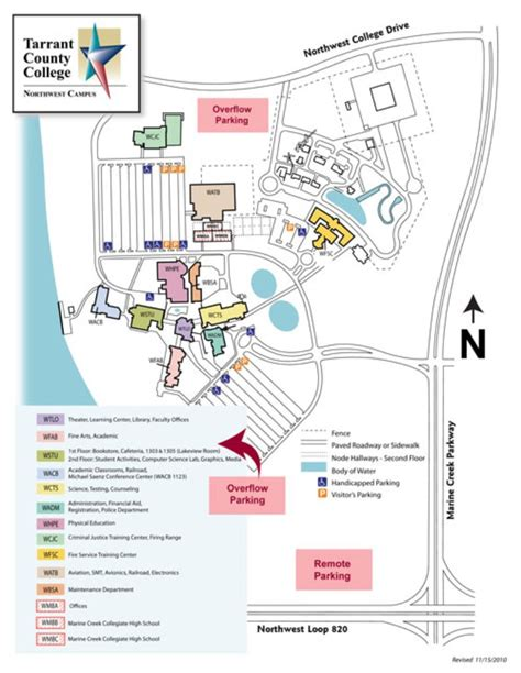 tcc map tcc south cus location tarrant county college locations elsavadorla