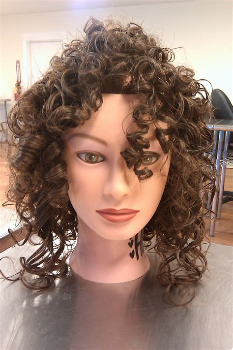 types of perms using big rollers big curls using rollers images frompo 1