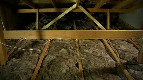 Install Ceiling Insulation by Au How To Install Earthwool Ceiling Insulation