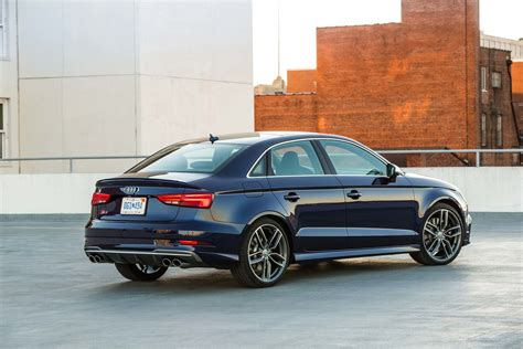 Audi S3 by 2017 Audi S3 Drive Review Motor Trend