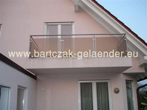 balkongeländer glas onlineshop balkongel 228 nder edelstahl bausatz metall schmiedeeisen