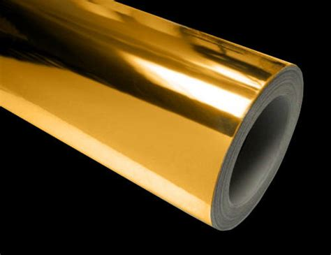 mirror chrome gold
