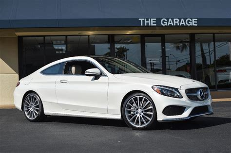2017 C300 Coupe White by 2017 Mercedes W205 C300 Coupe Benztuning