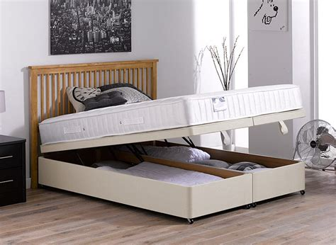 space saving bed ottoman open bed can save the space as storage and look