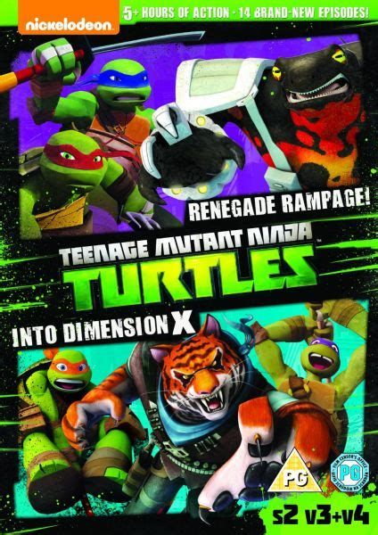 Season 11 Volume 3 mutant turtles season 2 volume 3 dvd zavvi
