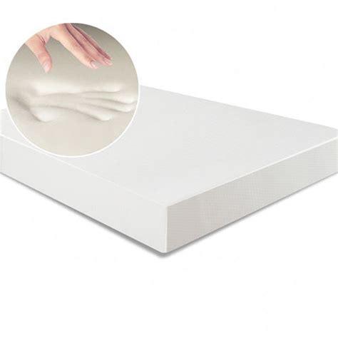 Memory Foam Mattress Depth by 2 Quot Thickness 4ft6 100 Depths Memory Impress Foam
