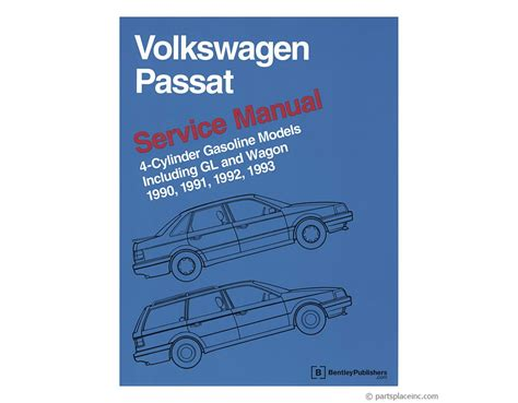 Vw B4 Passat Wagon Bentley Repair Manual Free Tech Help