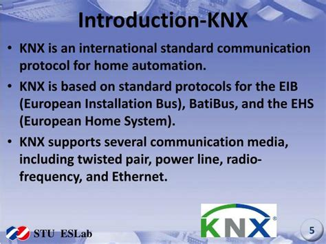 ppt knx zigbee gateway for home automation powerpoint