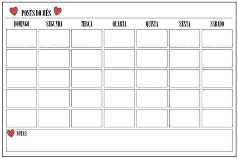 Calendario Mensal Calend 225 Mensal