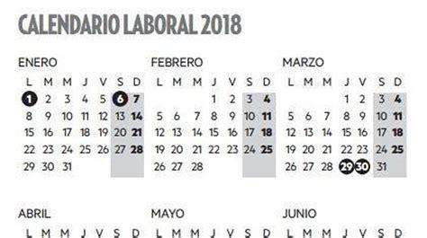 calendario vasco el calendario de 2018 a 250 n d 237 a de euskadi noticias de