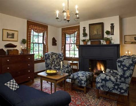 colonial living rooms early american inspired living room colonial style chairs and vintage floral