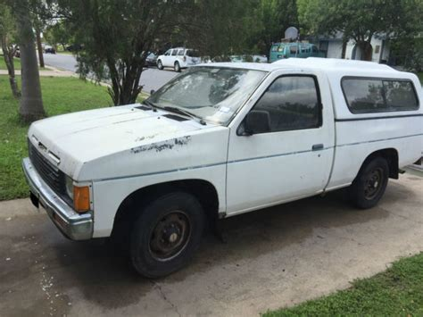 nissan truck white 1986 1 2 nissan truck white reliable daily