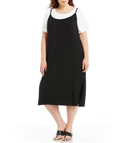 Dillard S Gift Card Customer Service - calvin klein plus ruched cami dress dillards