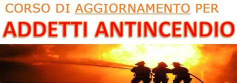 test addetti antincendio corso aggiornamento antincendio roma