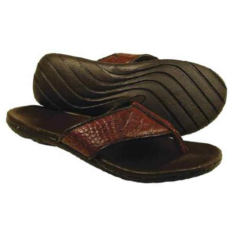 Crocodile Casual Santiago t b phelps santiago sport sandal croco mensdesignershoe