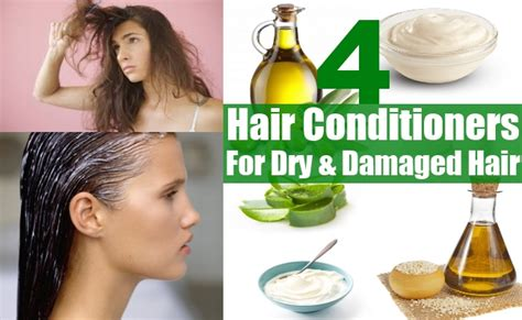best homemade deep conditioner for dry damaged hair 4 homemade hair conditioners for dry and damaged hair