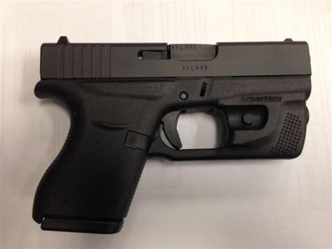 light for glock 43 lasermax inc centerfire weaponlight for glock 43 in