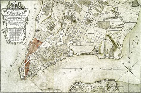 new york 1776 map great of new york 1776 simple