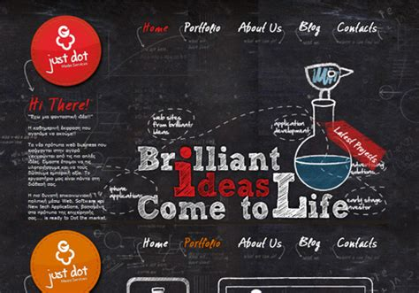 40 Cool Website Design Ideas You Should Check You The Idea Websites