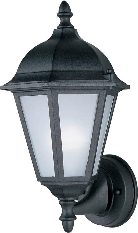 Maxim Light Fixtures Westlake Led 1 Light Outdoor Wall Lantern 55102bk Elite Fixtures