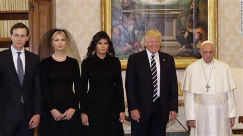 trump pope francis pope trump meeting agenda climate change terrorism