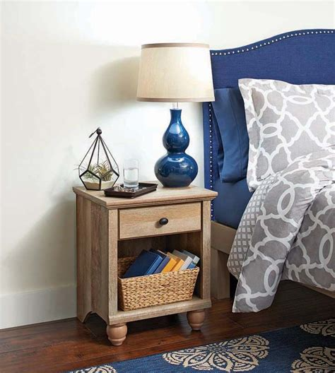 better homes and gardens end table better homes and gardens crossmill collection end table