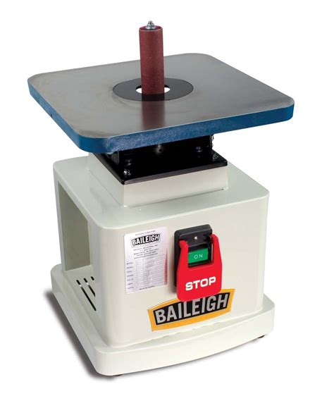 bench top sander bench top spindle sander os 1414 baileigh industrial