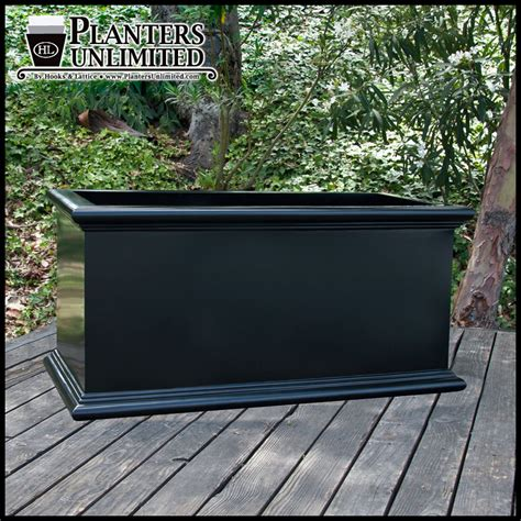 Commercial Outdoor Planters by Commercial Fiberglass Planters Rectangular