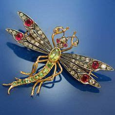 Peridot 1 60 Crt 1000 images about insect jewelry on brooches