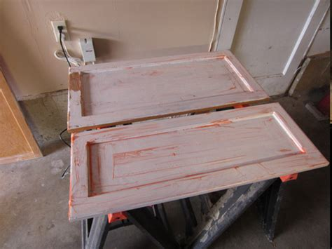 preparing wood cabinets for paint preparing kitchen cabinets for painting stripping and