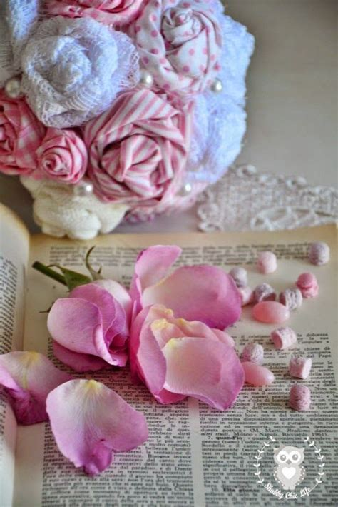 fiori shabby 172 best images about le mie creazioni on