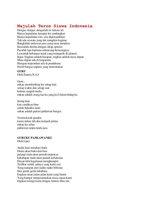 Yarusalem Setiap Aku Menicummu Puisi puisi pendidikan