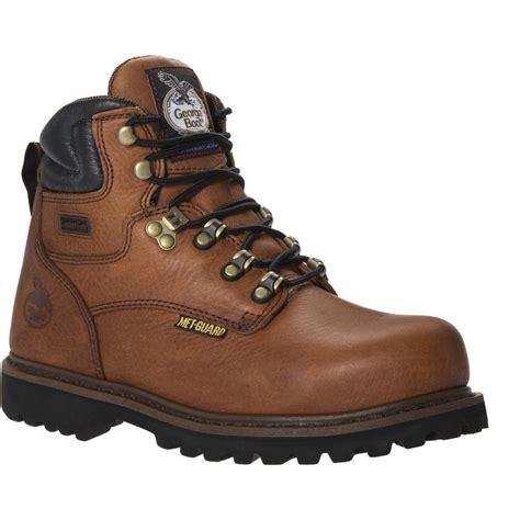 comfortable metatarsal boots georgia 6 in internal metatarsal comfort core steel toe g6315