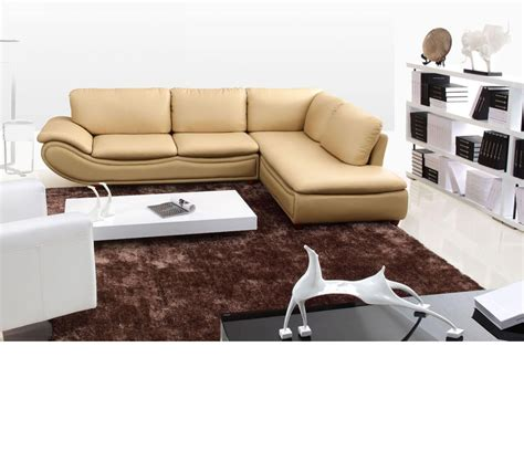 bonded leather sectional sofa dreamfurniture com 2917 modern bonded leather